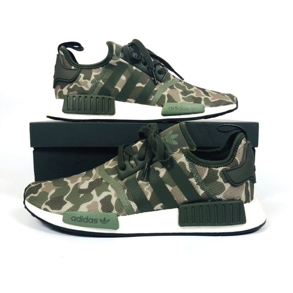 finest selection 5304f 6cbe8 Adidas Originals Nmd R1 Duck Camo